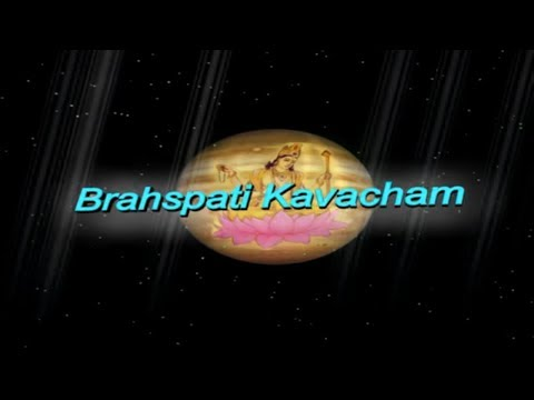 Brihaspati Kavacham for Good Luck