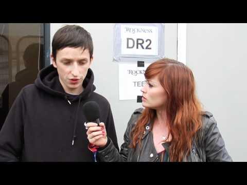 RockNess 2012 - Teed Interview