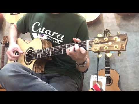 Cate Guitar Lighting Star Design Mini Review By Citara House Of Guitar