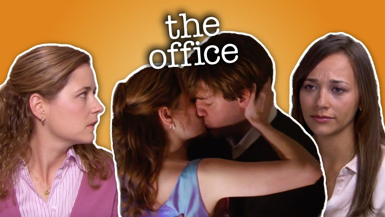 Jim Pam And Karen The Office Us Youtube