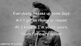 Seasons - Olly Murs (official lyrics video) HD new song 2015