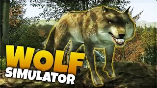 PLAY AS A WOLF | Wolf Simulator (Early Access Gameplay)