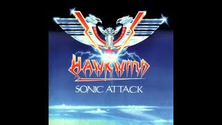 Hawkwind - Sonic Attack - ALBUM