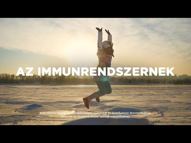 Eurovit OlivaD Forte reklámfilm
