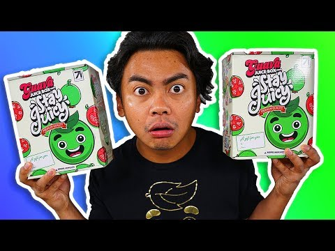 Unboxing The GUAVA JUICE BOX (Stay Juicy Edition!)