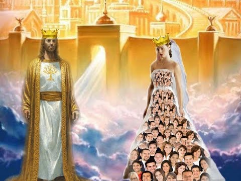 Bride Of Christ - Who Is She ?