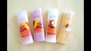 Avon milk & honey Body Wash, papaya & soy milk Body Lotion true Review.