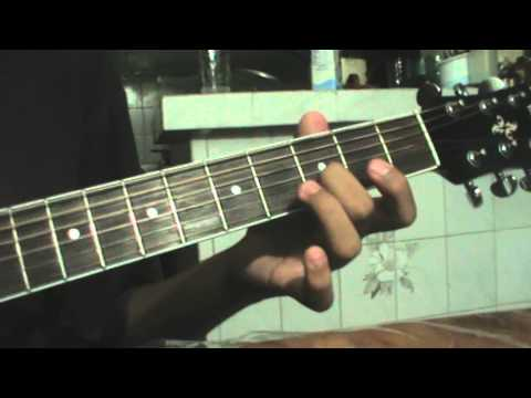 Tutorial Guitarra Love song - Tesla