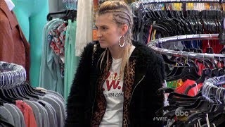 Woman Acts Like a 'Wannabe' in Urban Clothing Store   What Would You Do?   WWYD