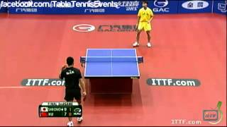 Xu Chenhao Vs Masato Shiono: Final [Japan Open 2013]