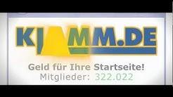 Klamm.de - Nicht nur eine bezahlte Startseite