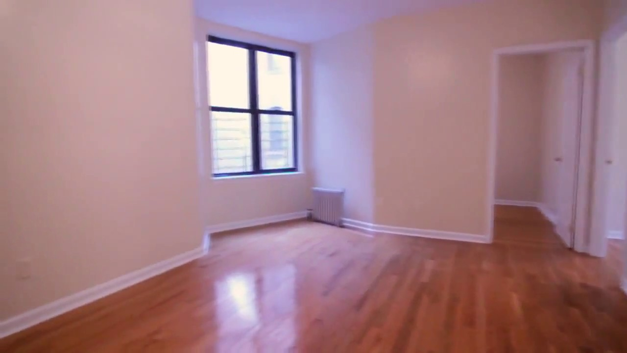 Large Bedroom Apartment Rental In Harlem USA NEW YORK YouTube - Apartments rent bronx ny