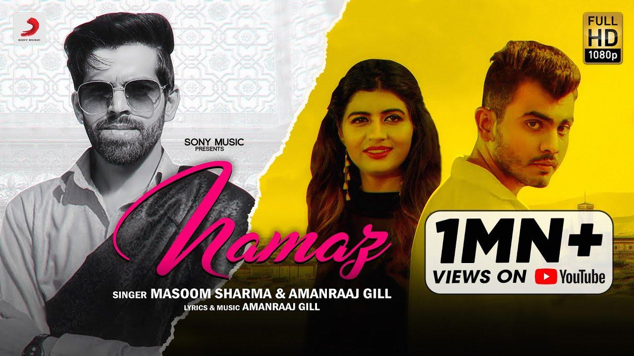 Masoom Sharma - Namaz   Amanraaj Gill   New Haryanvi Songs Haryanavi 2020