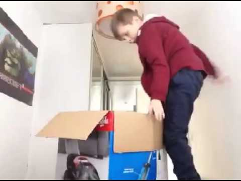 Lemon in a box