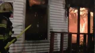 57 Hotel Fire w Fire Station 47   (Part 2)