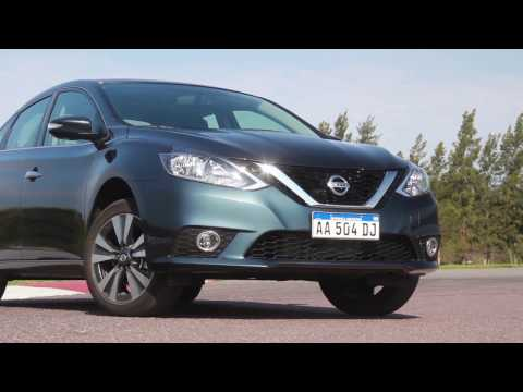 Nissan Sentra Exclusive CVT - Test - Matías Antico - TN Autos