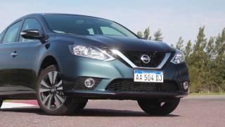 Nissan Sentra Exclusive CVT - Test - Matías Antico - TN Autos