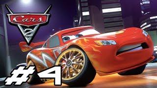 Cars 2 The Video-Game - Part 4 - Italian Stallion (HD Gameplay Walkthrough)