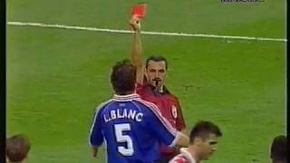 Mondiali 1998 Francia-Croazia 2-1 - World Cup 1998 France-Croatia 2-1 highlights