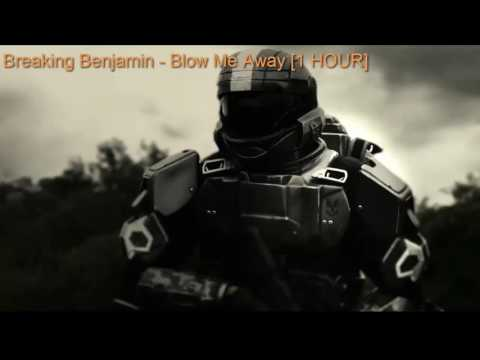 Breaking Benjamin - Blow me Away [1 HOUR]