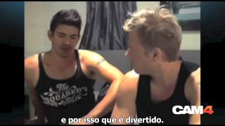 Performers Gays no CAM4