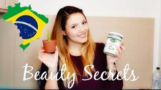 4 Brazilian Beauty Secrets