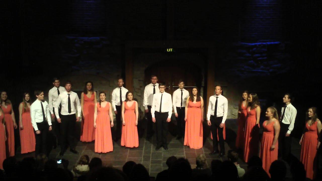 Defrost Youth Choir - Du ser meg i auga (H.M.Vesaas/T ...