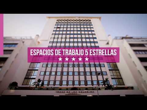 Un día en TRBC, Centro de Negocios en Sevilla