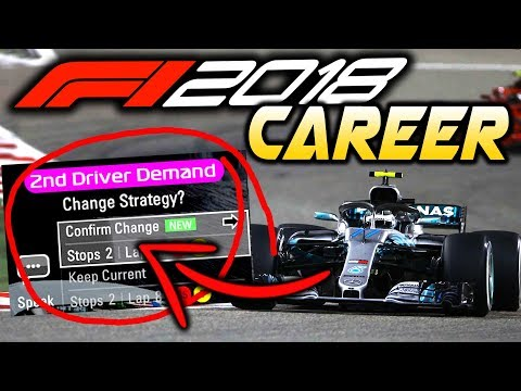 F1 2018 Game | 10 NEW THINGS WE WANT IN F1 2018 CAREER: New 2nd Driver Goals, Pitlane Driving & More