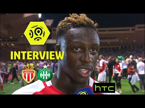 Interview de fin de match : AS Monaco - AS Saint-Etienne (2-0