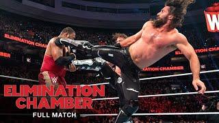 FULL MATCH - Street Profits vs. Rollins & Murphy – Tag Team Title Match: Elimination Chamber 2020
