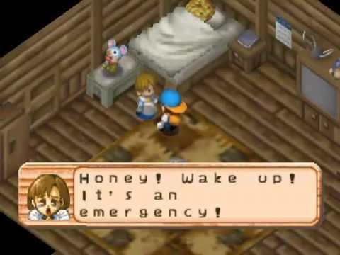Harvest Moon 64 Married Life - Elli