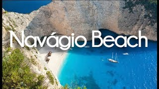 NAVAGIO BEACH - A MANEIRA MAIS FÁCIL DE CHEGAR AO PARAISO. AHHHH QUE LUGAR INCRÍVEL!