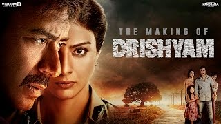 the making of drishyam   hindi official