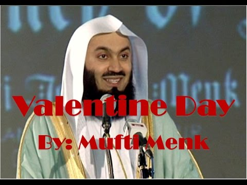 Valentine Day in islam by Mufti Menk with subtitles in English
