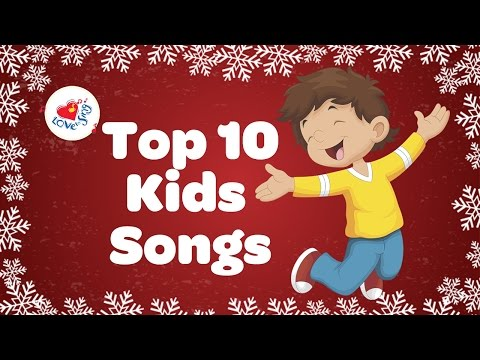 Top 10 Kids Action Songs Playlist 👭 | Children Love to Sing