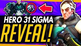 Overwatch | New Tank SIGMA + Abilities Teased, Lore And GENIUS Easter Eggs
