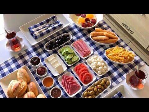 أفكار جديدة و رائعة لتقديم و تزيين مائدة الفطور في الصباح Youtube