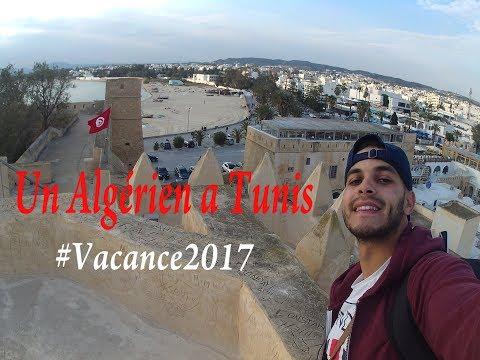 MON VOYAGE A Tunis 2017 (Tunisie) (تونس)  ✈️ VISITING TUNISIA
