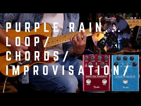 Purple Rain - Loop, Chords (the correct ones) and Improvisation Ideas