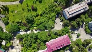 Сочи - стоит ли покупать квартиру для жизни на Макаренко? Обзор районов Сочи с квадрокоптера!