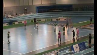 Boro v Streetly FA Futsal Cup 2009 Extended highlights