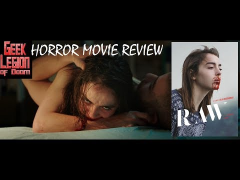 RAW ( 2016 Garance Marillier ) aka GRAVE Cannibal Horror Movie Review