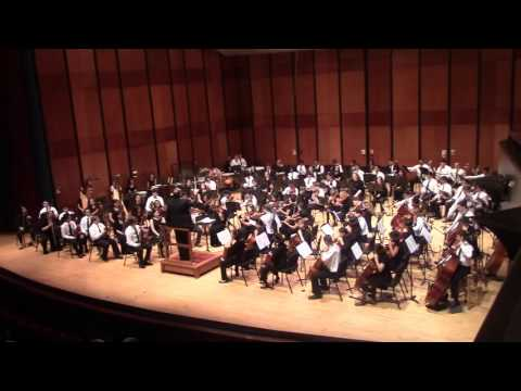 AFA Houston Summer Symphony Orchestra Final Concert July 2016