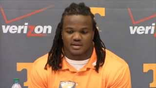 Curt Maggitt and Jordan Williams Pre-Camp Press Conference (7/31/14)