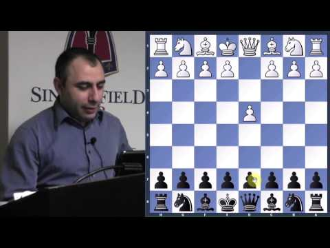 Lecture with GM Varuzhan Akobian (Analyze This!) - 2014.04.1