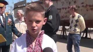 В Одеському гарнізоні відбулися уроки мужності «Зустріч поколінь».