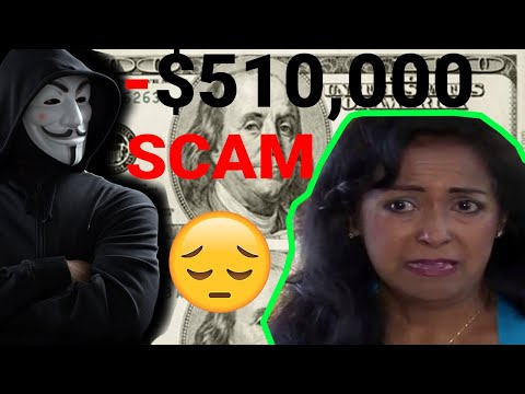 Women owes IRS $510k after Romance Scam from YouTube · Duration:  3 minutes 2 seconds