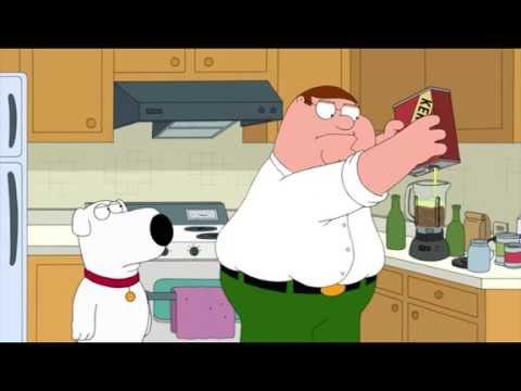 Peter Griffin Makes Red Bull - Kerosene