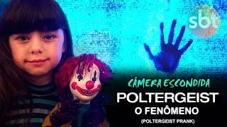Poltergeist - O Fenômeno (Poltergeist Prank) | Câmeras Escondidas (16/05/15)